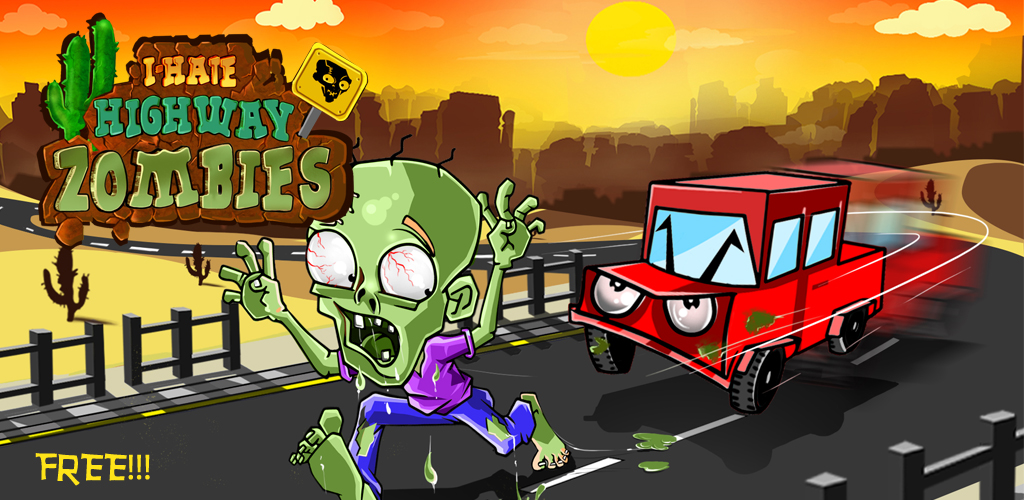 I Hate Highway Zombies